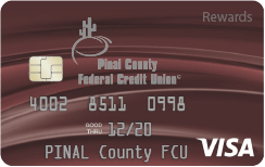 Rewards Visa Credit Card